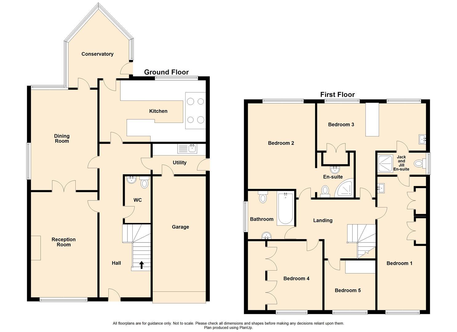 5 Bedroom Detached House For Sale - 71 Durham Road.jpg